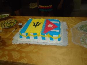 cake cuba and barbados