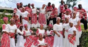 Caribbean Folk Performers